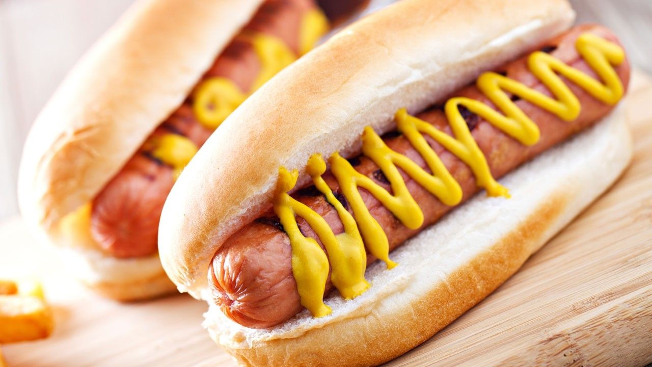 M quina de hot dog compacta print for American cuisine movie online